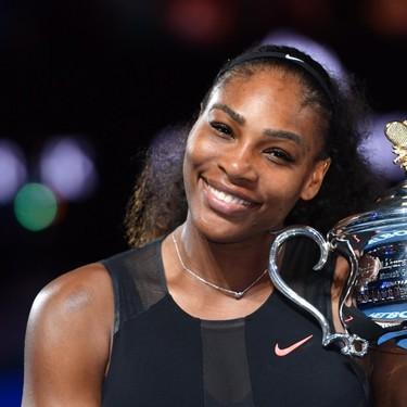 Estas son las cinco lecciones 'body positive' que Serena Williams quiere transmitir a su hija