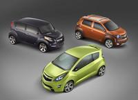 El trio de concepts que llevará Chevrolet a Nueva York