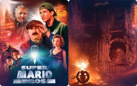 Super Mario Bros Pelicula Bluray