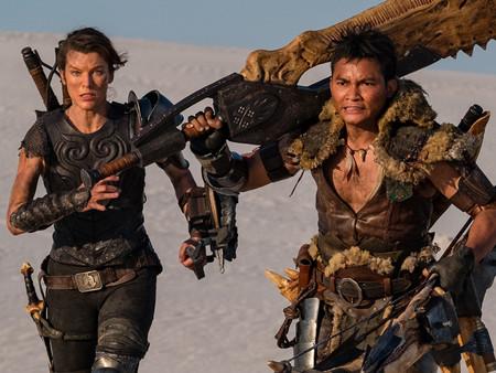 'Monster Hunter': primera imagen de Milla Jovovich y Tony Jaa en la adaptación del videojuego