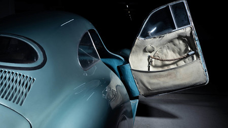 Porsche Typ 64 Puerta
