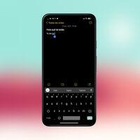 Esta app para Android es un perfecto clon de Notas de Apple