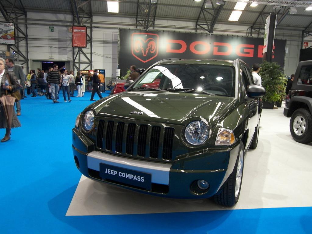 Foto de Jeep Compass en el Salón de Vigo (1/12)