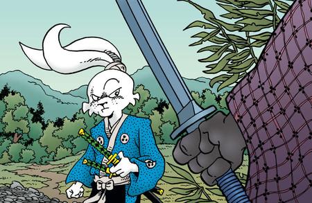 'Usagi Yojimbo' será serie en Netflix: en marcha una adaptación animada del sensacional cómic de Stan Sakai
