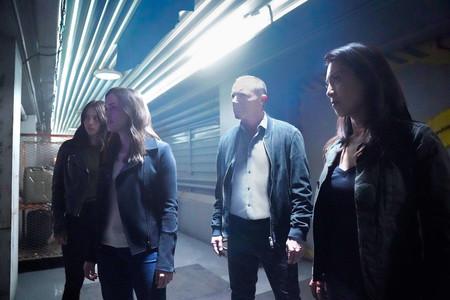 La temporada 5 de 'Agents of S.H.I.E.L.D.' envía a los protagonistas al espacio en un arranque inmejorable
