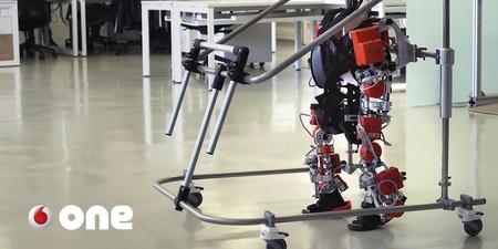 Este exoesqueleto infantil español es el primer paso hacia el 'augmented human'