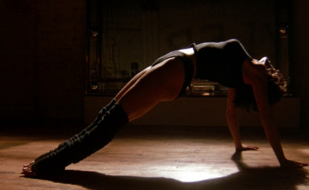 Flashdance Jennifer Beals Working Out