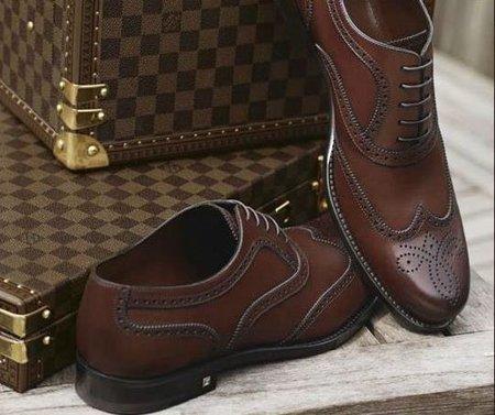 Louis Vuitton lanzará el servicio de personalización de zapatos en septiembre