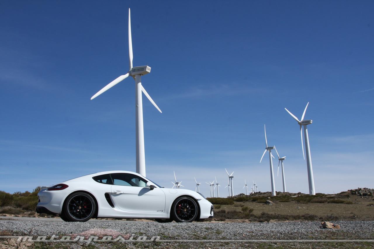 Foto de Porsche Cayman GTS (prueba) (29/34)