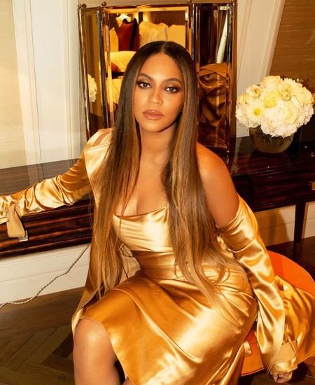 Estas son las claves del maquillaje de Beyoncé luciendo la colección de 'El Rey León' creada por su maquillador (y que no nos puede gustar más)