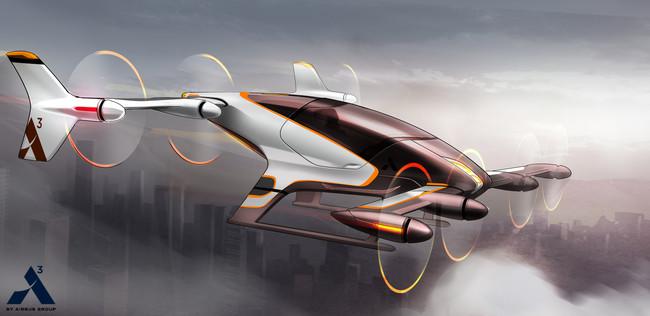 650_1200% - Airbus tendrá en breve un nuevo servicio: taxis aéreos