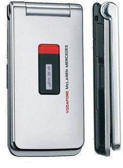 Teléfonos Vodafone McLaren Mercedes de Fernando Alonso