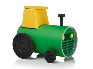 Una buena idea: juguetes que se guardan dentro de ellos mismos