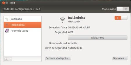 Cómo convertir nuestro ordenador con Ubuntu en un punto de acceso WiFi
