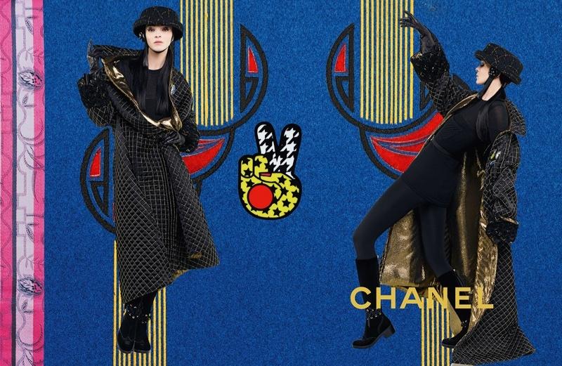 Chanel Otoño 2016