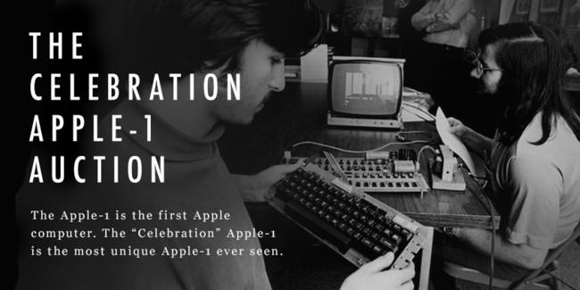 650 1200 ¿Quieres la edición especial de un Apple I? Pues prepara un millón de dólares y tus ganas de pujar