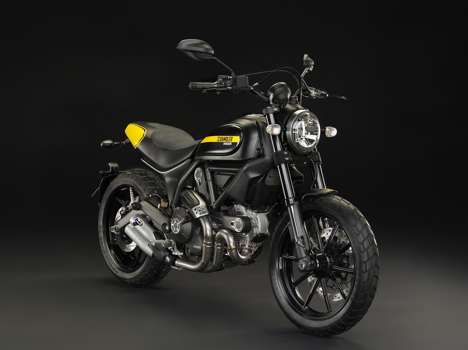 Foto de Ducati Scrambler Full Throttle (7/11)