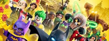 'Batman: La Lego Película', divertidísima y espectacular