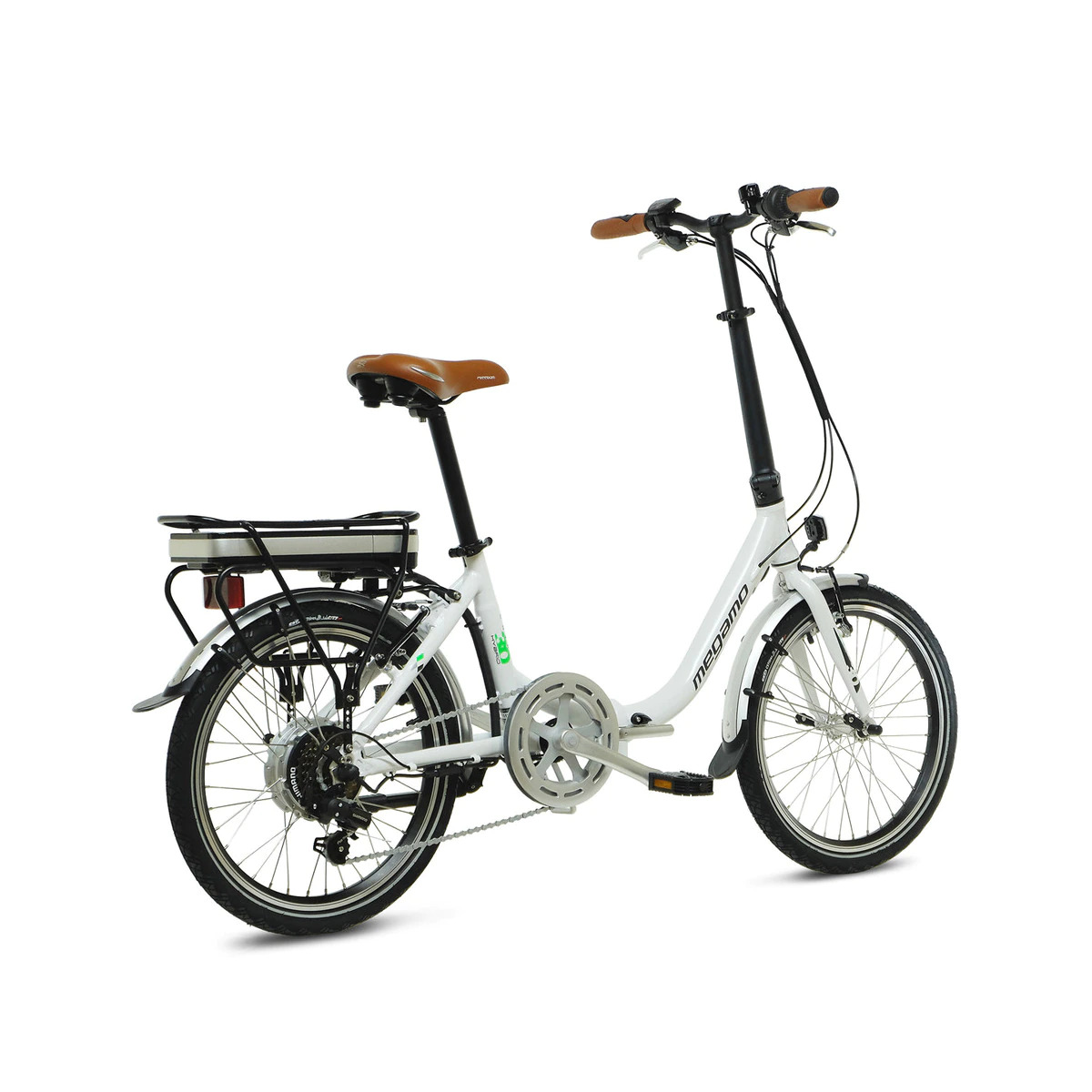 Bicicleta eléctrica plegable Chip 3.0 20'' Megamo