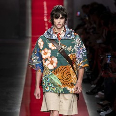 Foto 1 de 30 de la galería dsquared2-spring-summer-2020 en Trendencias Hombre