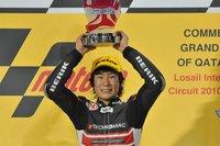 Tomizawa fallece tras el accidente en Misano