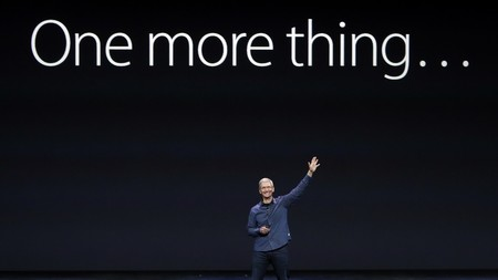 One more thing... los lienzos del evento de Apple, actualizaciones y Ready Player One