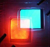 OLED transparentes para más aplicaciones