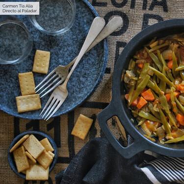 Regreso a la rutina con recetas ligeras y reconfortantes en el menú semanal del 11 de enero