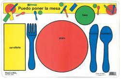 Para aprender a la hora de comer