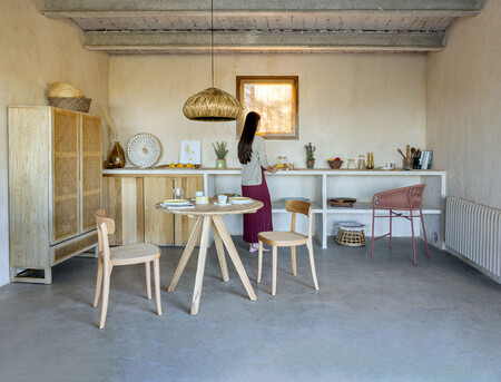 Naturally Handmade es la colección más natural de Kave Home repleta de materiales sostenibles y artesanales para  casa