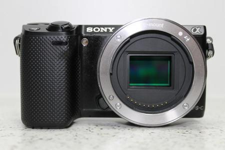 Sony NEX-5T sensor