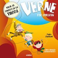 """""""Verne for Children"""": cuentos bilingües que acercan la novela de aventuras a los niños pequeños"""