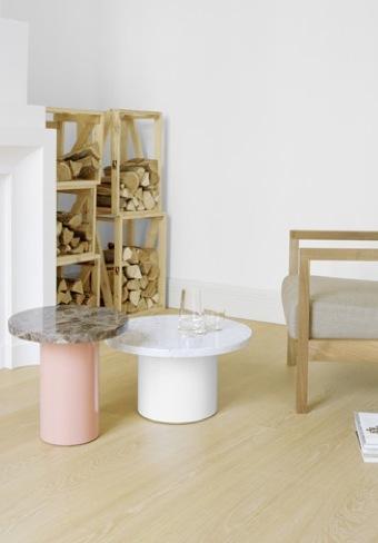 mesas marmol colores ambiente