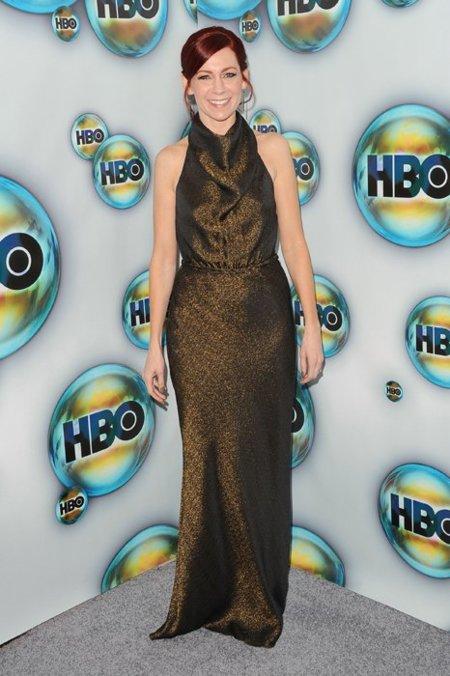 Carrie Preston fiesta de HBO