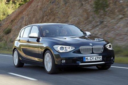 El nuevo BMW Serie 1, al descubierto en la Red