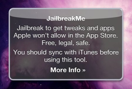 Jailbreak para iPhone 4 ya disponible