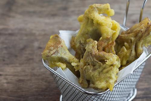 Cinco consejos para que la tempura te salga siempre perfecta