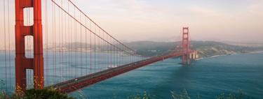 Без предупреждения мост Золотые Ворота только что превратили в массивную 12000-тонную губную гармошку.