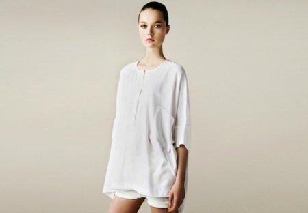 Zara minimalismo Tendencias primavera 2011