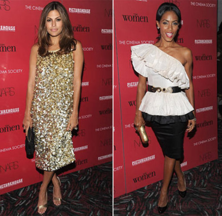La premiere de The Women en Nueva York