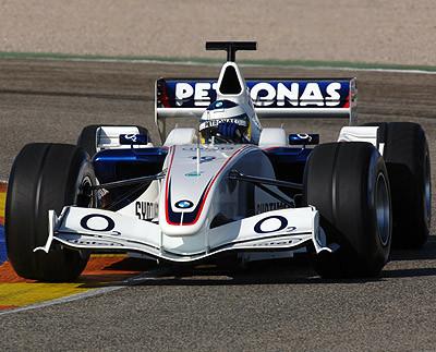 BMW Sauber: tests en Paul Ricard