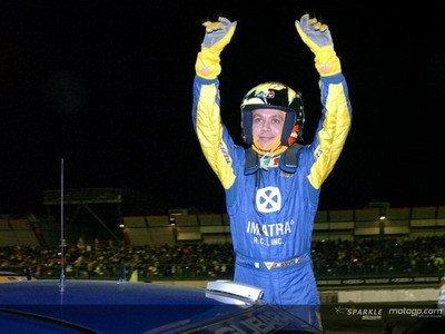 Rossi se cuela en el podio de Bologna