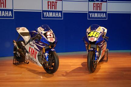 Yamaha M1 Fiat
