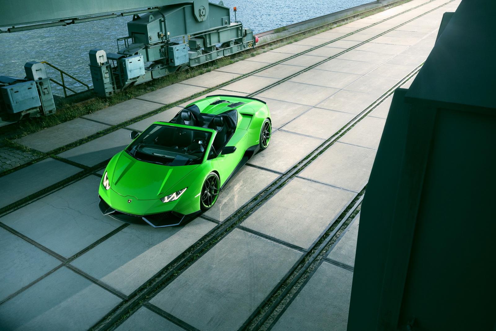 Foto de Novitec Torado Lamborghini Huracán (12/18)