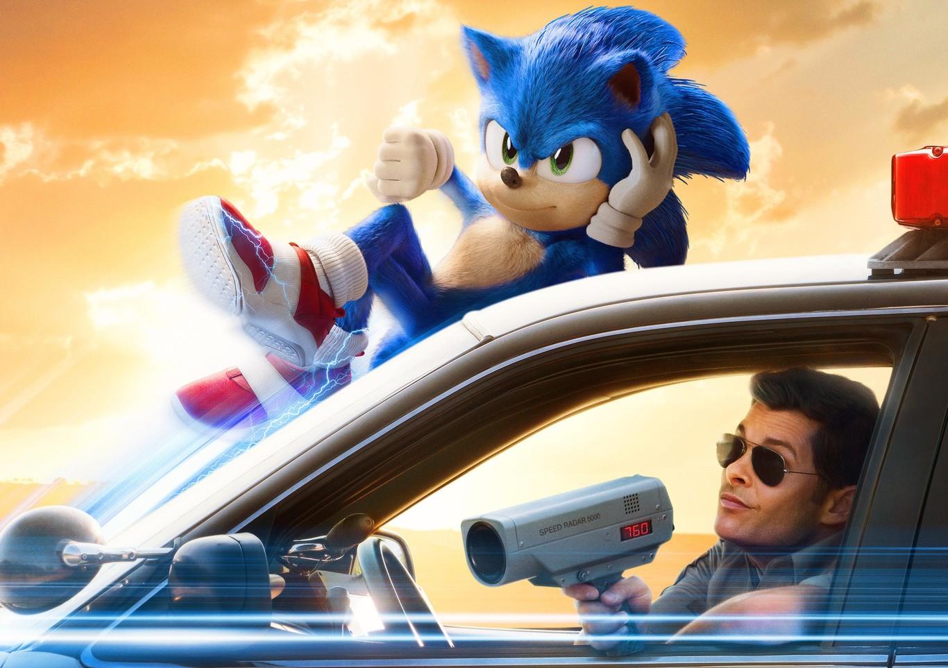 Sonic: La película (2020) opinión: una aventura muy entretenida ...