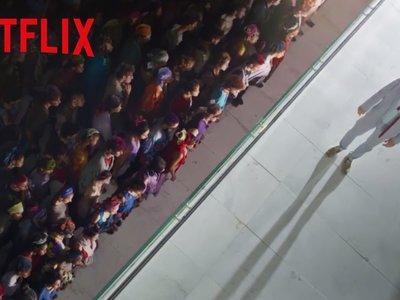 '3%', la distopía de Netflix que mezcla 'Los Juegos del Hambre', 'Gran Hermano' y las entrevistas de trabajo de Google