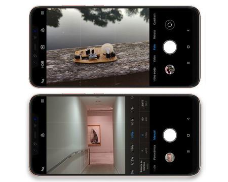 Xiaomi Interfaz