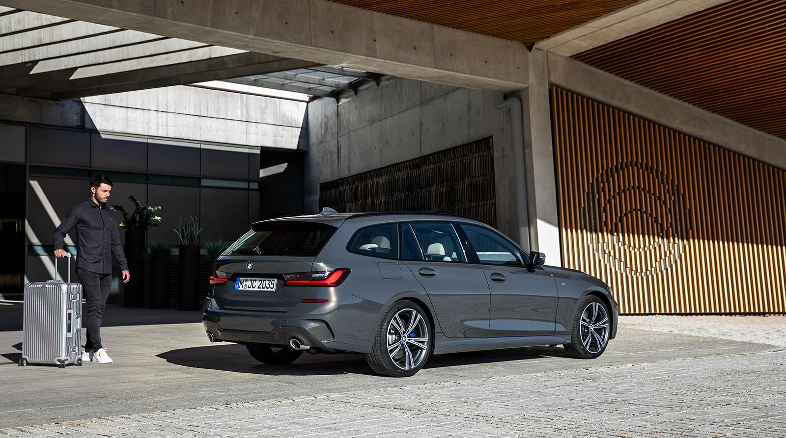 Foto de BMW Serie 3 Touring 2019 (6/17)