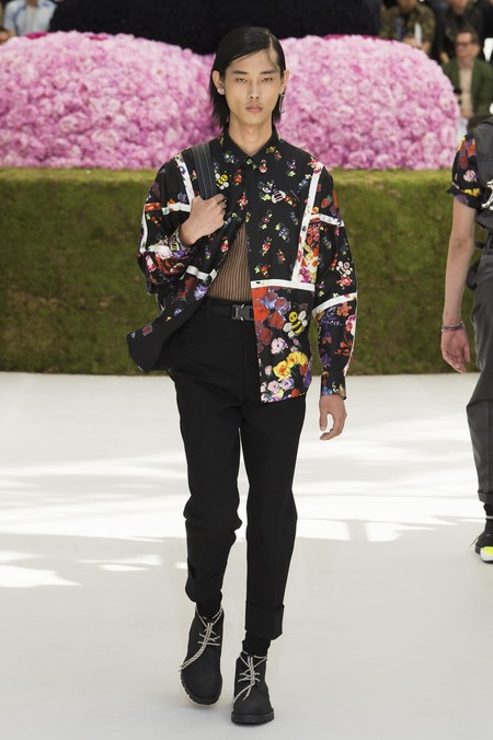 Dior Men Summer 19 Look 39 By Patrice Stable