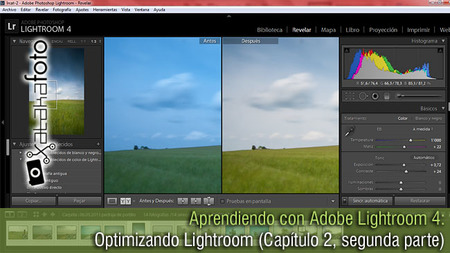 Aprendiendo con Adobe Lightroom 4: Optimizando Lightroom (Capítulo 2, segunda parte)